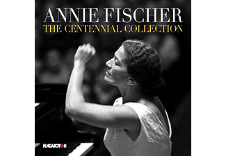 Annie Fischer & Budapest Symphony Orchestra - The Centennial Collection (CD)