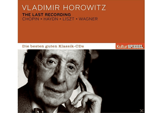 Vladimir Horowitz - Kulturspiegel: The Last Recording [CD]