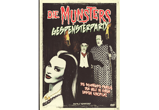 Die Munsters: Gespensterparty [DVD]