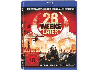 28 Weeks Later Horror Blu-ray