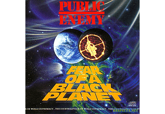 Public Enemy - Fear Of A Black Planet (CD)