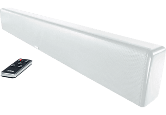 CANTON DM 9 2.1<body> </body>Soundbar - Vit