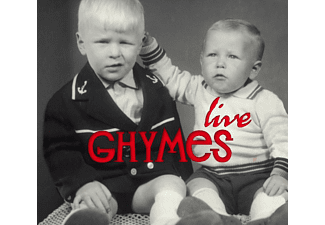 Ghymes - Live (CD)