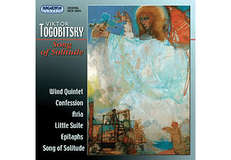 Togobitsky Viktor - Song Of Solitude (CD)