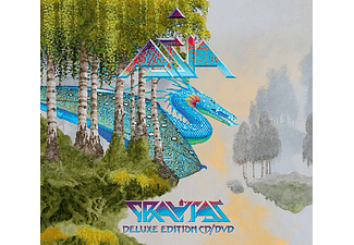 Asia - Gravitas - Deluxe Edition (CD + DVD)