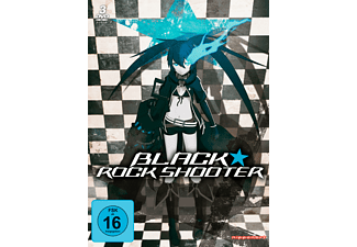 Black Rock Shooter - Gesamtausgabe [DVD]