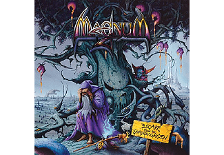 Magnum - Escape From The Shadow Garden (CD + DVD)