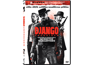 Django Unchained Actiondrama DVD