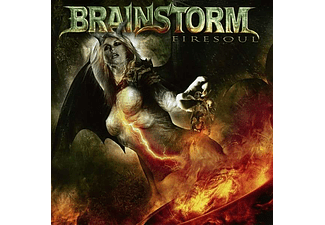 Brainstorm - Firesoul (CD)