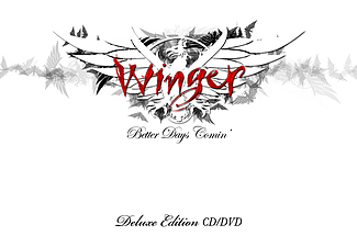 Winger - Better Days Comin' - Deluxe Edition (CD + DVD)