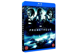 Prometheus Action Blu-ray + DVD