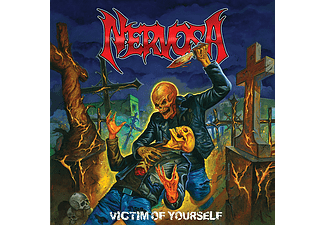 Nervosa - Victim Of Yourself (CD)