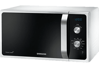samsung micro ondes avec grill mg23f301eaw en micro onde. Black Bedroom Furniture Sets. Home Design Ideas