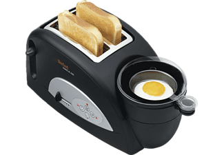 tefal toaster eierkocher tt 5500 toast n 39 egg schwarz silber media markt. Black Bedroom Furniture Sets. Home Design Ideas