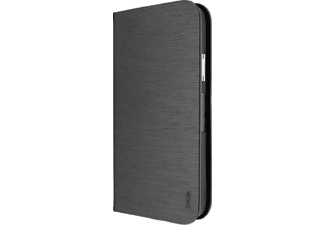 ARTWIZZ SeeJacket® Folio Backcover Samsung Galaxy S5 Polyurethan Schwarz