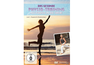 Das gesunde Physio-Training - Mit Power in die 50er! - (DVD)