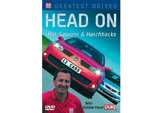 Head On - Hot Saloons & Hatchbacks - (DVD)
