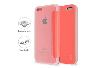 ARTWIZZ 2155-SJ-P5C-RR SmartJacket® Bookcover Apple iPhone 5C Polyurethan Pink