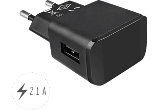 ARTWIZZ 2872-PPM3-B PowerPlug 3 Ladeadapter  Schwarz