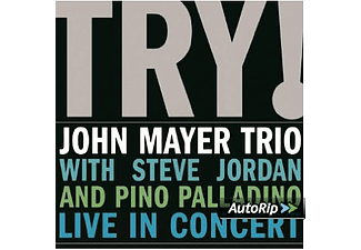 John Mayer Trio - Try! Live In Concert (Vinyl LP (nagylemez))