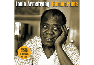 Louis Armstrong - Summertime (CD)