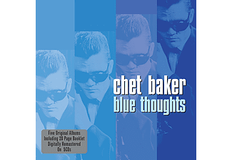 Chet Baker - Blue Thoughts (CD)