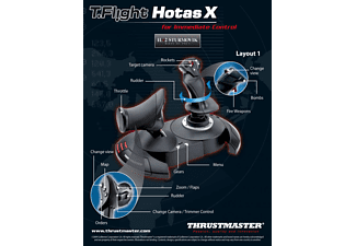 THRUSTMASTER T.Flight Hotas joystick (4160543)