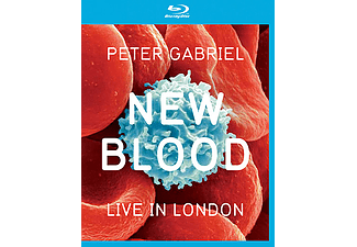 Peter Gabriel - New Blood - Live in London (Blu-ray)