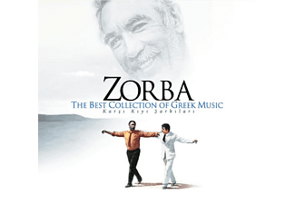 JET PLAK Zorba The Best Collection Of Greek Music - Karşı Kıyı Şarkıları