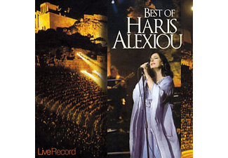 JET PLAK Best Of Haris Alexiou - Live Record
