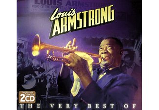 JET PLAK The Very Best Of Louis Armstrong 2 CD