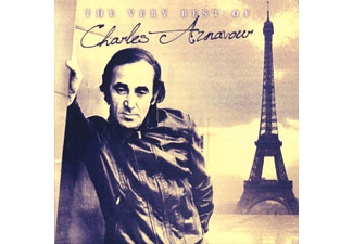 JET PLAK The Very Best Of Charles Aznavour