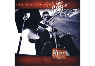 JET PLAK The Very Best Of Johhny Cash 2 CD