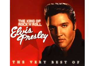 JET PLAK The Very Best Of Elvis Presley 2 CD