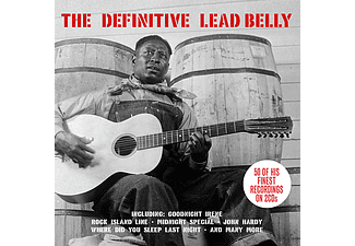Leadbelly - The Definitive Lead Belly (CD)