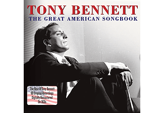 Tony Bennett - The Great American Songbook (CD)
