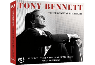 Tony Bennett - Three Original Hit Albums (CD)