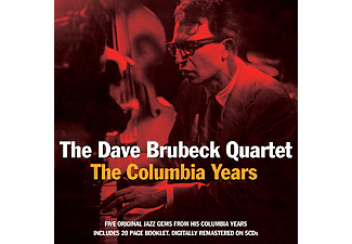 Dave Brubeck Quartet - The Columbia Years (CD)