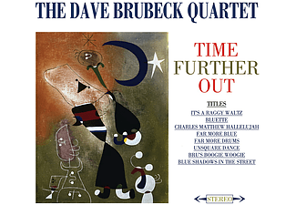 Dave Brubeck Quartet - Time Further Out (CD)