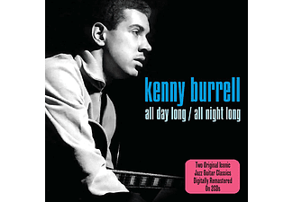 Kenny Burrell - All Day Long / All Night (CD)