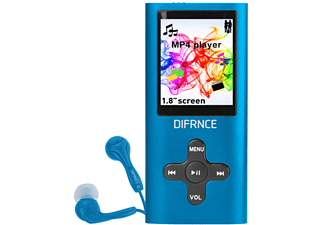 Difrnce MP4 speler