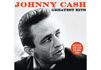 Johnny Cash - Greatest Hits (CD)