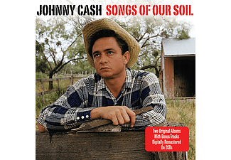 Johnny Cash - Songs Of Our Soil (CD)