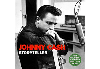 Johnny Cash - Storyteller (CD)
