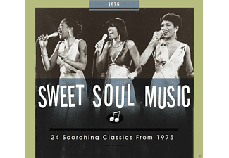 VARIOUS - Sweet Soul Music-24 Scorching Classics From 1975 - (CD)