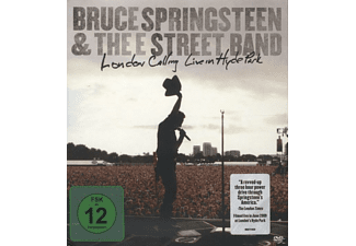 Bruce Springsteen, The E Street Band - LONDON CALLING - LIVE IN HYDE PARK - (DVD)