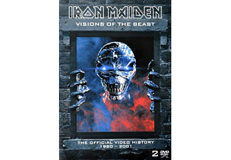 Iron Maiden - Visions Of The Beast - (DVD)
