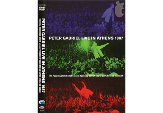 Peter Gabriel - Live In Athens 1987 (DVD)