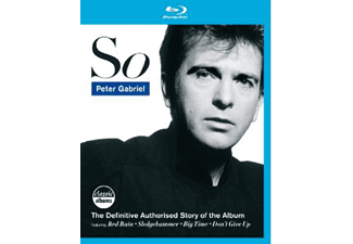 Peter Gabriel - So Classic Album (Blu-ray)