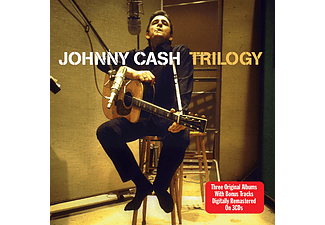 Johnny Cash - Trilogy (CD)